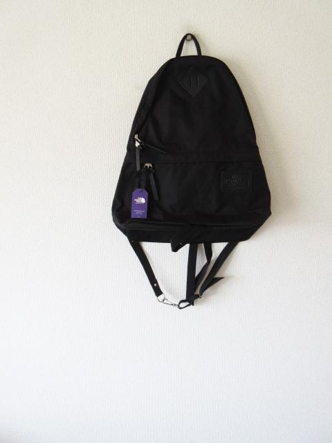 THE NORTH FACE ザ ノースフェイス Purple Label NN7656N Original Medium Day Pack BLK